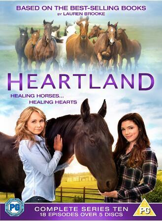 Heartland Season 10 -uk region
