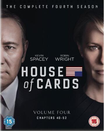 House of Cards Season 4 -uk Region