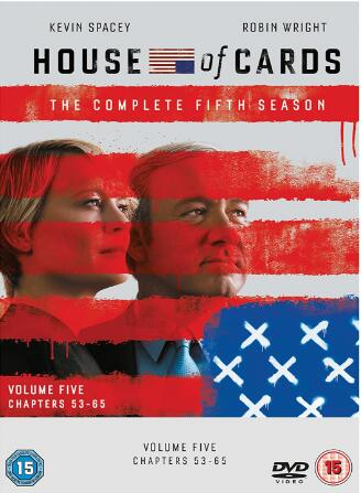 House of Cards Season 5 -UK Region