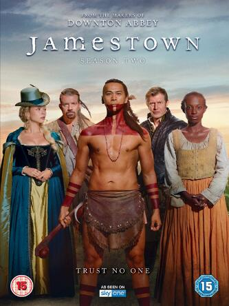 Jamestown Season 2 -uk region