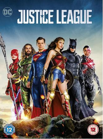 Justice League -uk region