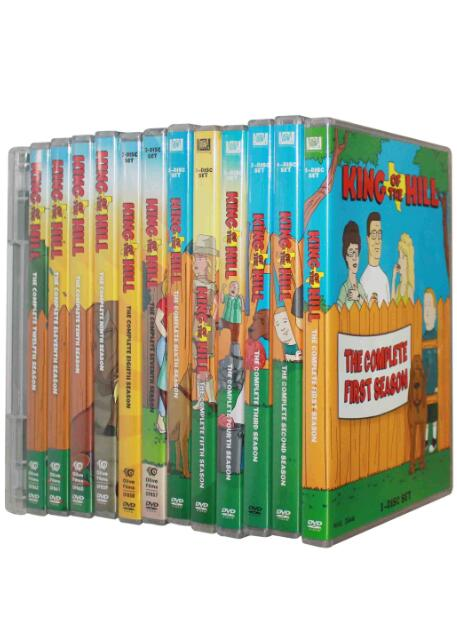 King of the Hill season 1-13