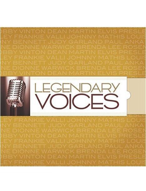 Legendary Voices (10CD Box Set)