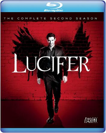 Lucifer season 2 [Blu-ray]
