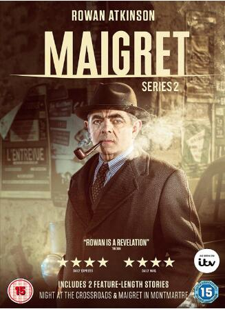 Maigret Series 2 -uk region