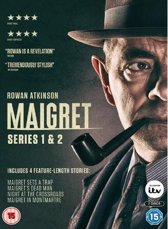 Maigret The Complete Collection -uk region