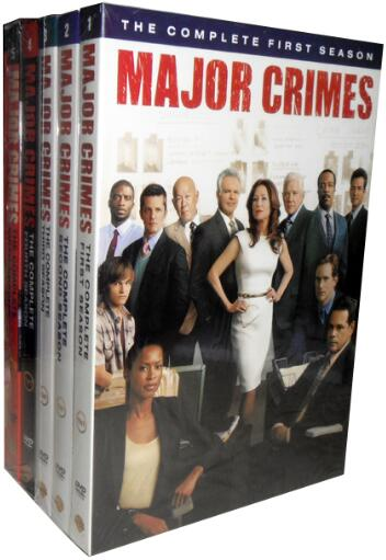 Major Crimes: Season 1-5