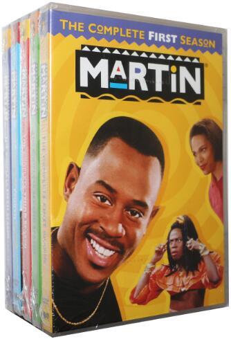 Martin The Complete Five Seasons