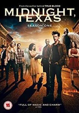 Midnight Texas Season One -uk region