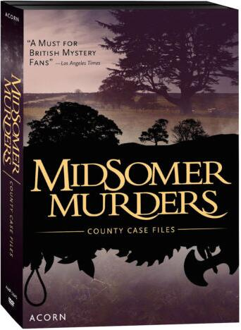 Midsomer Murders County Case  Files