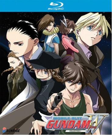 Mobile Suit Gundam Wing Collection 1 [Blu-ray]