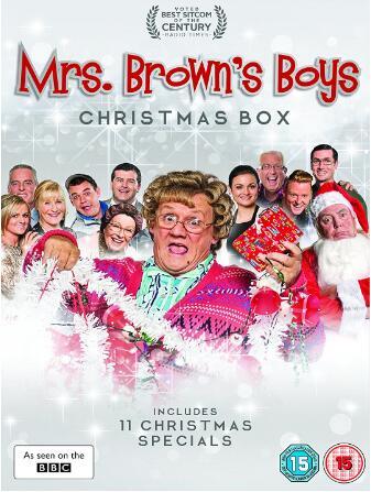 Mrs. Brown's Boys Christmas box