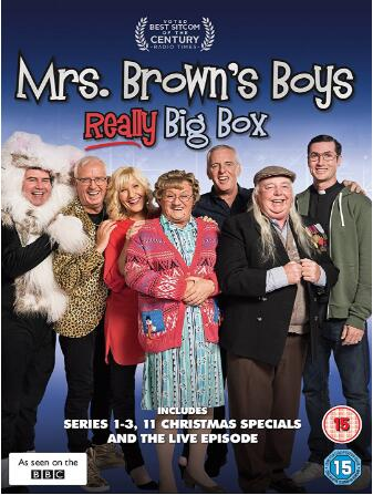 Mrs. Brown's Boys Really Big Box