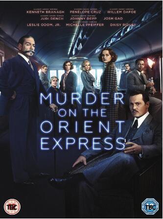 Murder on the Orient Express -uk region