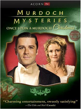 Murdoch Mysteries Once Upon a Murdoch Christmas