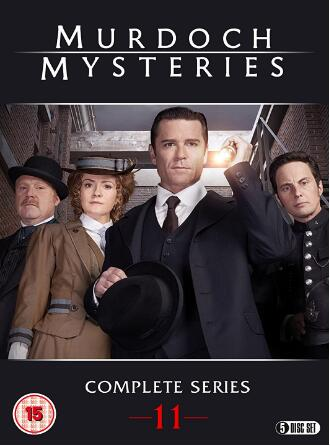 Murdoch Mysteries: Series 11 – UK Region