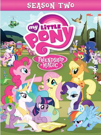 My Little Pony Friendship Is Magic Season 2