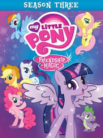 My Little Pony Friendship Is Magic Season 3