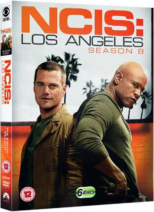 NCIS Los Angeles Season 8 -uk region