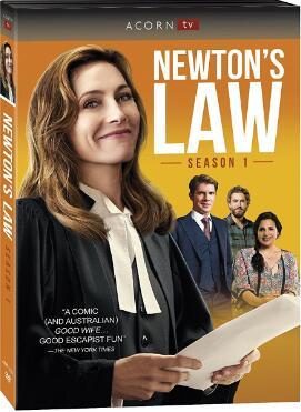 Newton's Law Season 1