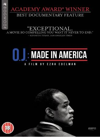 O.J.: Made in America – uk region