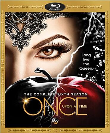 Once Upon A Time: Season 6 [Blu-ray]