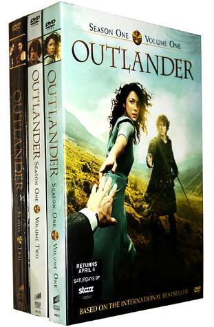 Outlander: Season 1-2