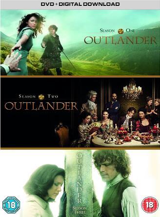 Outlander: Season 1-3 – UK Region