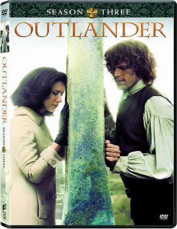 Outlander: Season 3 DVD