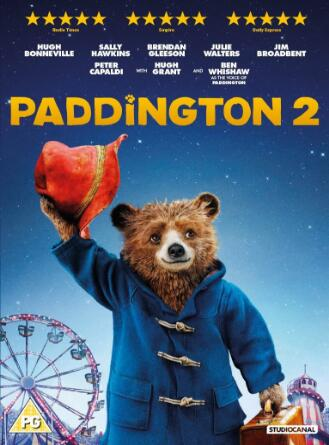 Paddington 2 – UK region