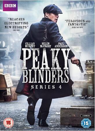Peaky Blinders Season 4 -uk region