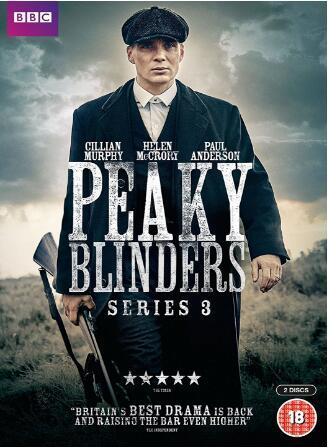 Peaky Blinders Series 3 -uk region