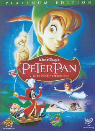 Peter Pan Platinum Edition