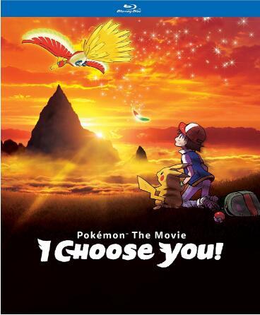 Pokemon the Movie I Choose You! [Blu-ray]