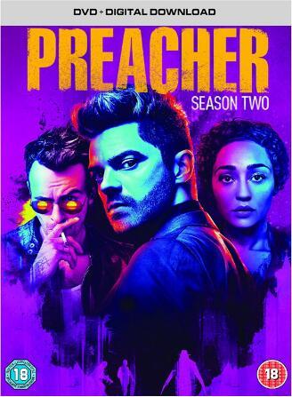 Preacher Season 2 -uk region