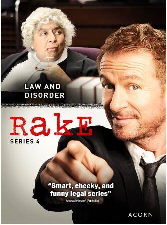 Rake Series 4
