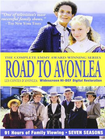 Road to Avonlea-the Complete Series