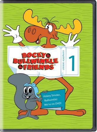 Rocky & Bullwinkle & Friends Season 1