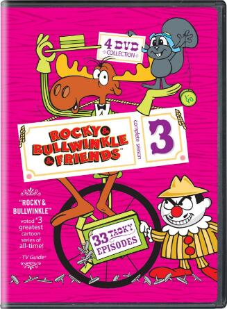 Rocky & Bullwinkle & Friends: Season 3