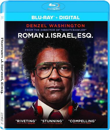 Roman J. Israel, Esq [Blu-ray]