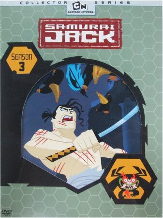 Samurai Jack Season 3