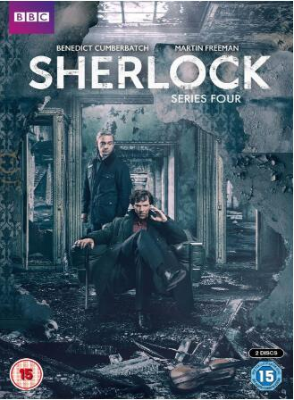 Sherlock: Series 4 -uk region