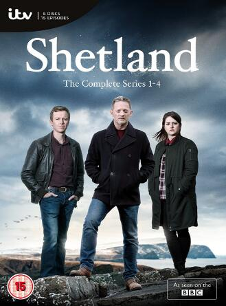 Shetland Series 1-4 -uk region