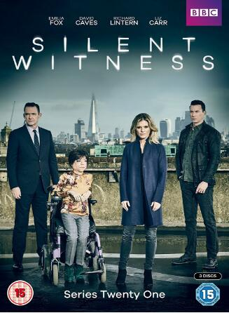 Silent Witness Series 21 -uk region