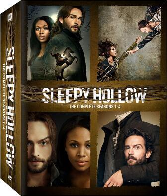 Sleepy Hollow: Season 1-4