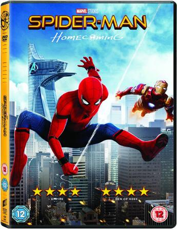 Spider-Man Homecoming -uk region