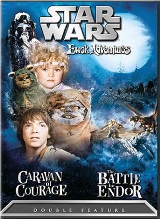 Star Wars Ewok Adventures