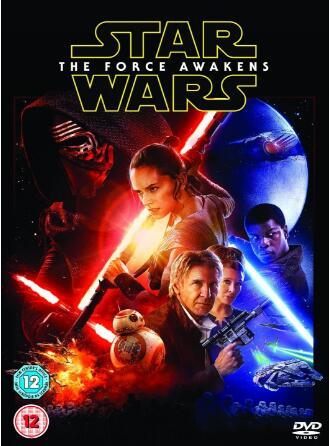 Star Wars: The Force Awakens -uk region