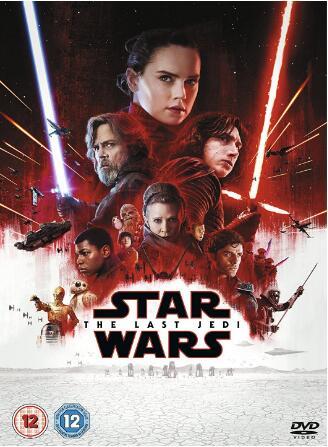 Star Wars The Last Jedi – UK Region