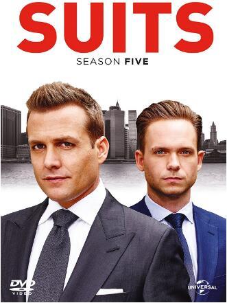 Suits season 5 -uk region
